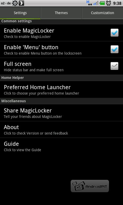 App Tip] MagicLocker– Custom Lock Screens For Android