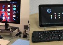 Smartphone comme PC et tablette comme ordinateur portable