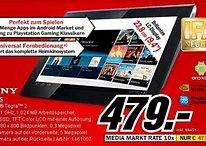 Sony Tablet S mit 16 GB jetzt für 479 € bei Media Markt