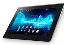Voici les images de la nouvelle tablette Sony Xperia
