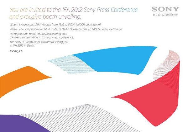 nuevo dispositivo Android Sony