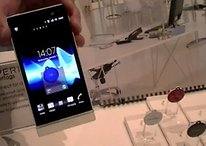Sony Xperia Sola: New Smartphone, Old Technology