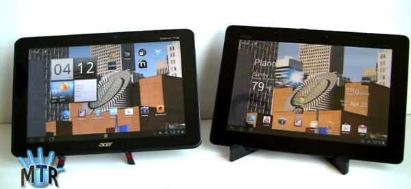 asus transformer prime vs acer iconia tab a510
