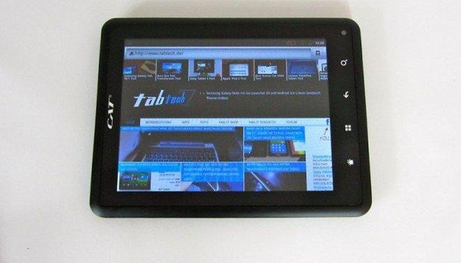 """[Video] Weltbild Android-Tablet für 160€ im Test: """"Geht so …"""""""