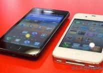 iPhone 4 ist dünnstes Smartphone der Welt, nicht das Samsung Galaxy S2?