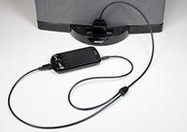 dockBoss+ Adapter Kabel - iPod & iPhone Soundsysteme  mit Android-Geräten nutzen