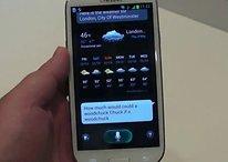 [Divertido] El S Voice del Samsung Galaxy S3 es mejor que Siri & Co.
