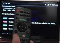 [Video] SE Xperia Geräte per TV-Fernbedienung steuern