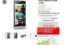 [Deal] Sony Xperia S für 379 €