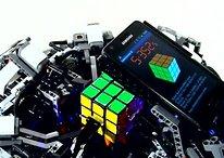 Android sait tout faire – même les Rubik's Cube