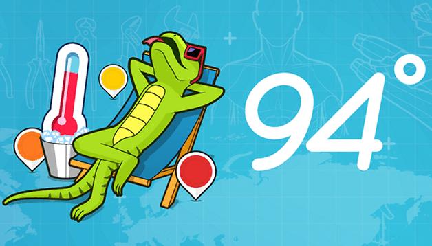 94 Degrés : tu chauffes !