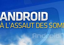 Android : 4 ans de dure ascension pour arriver en haut