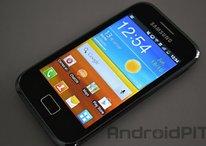 Test du Samsung Galaxy Ace Plus