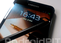 Galaxy Note da Claro e TIM recebem Android 4.1.2