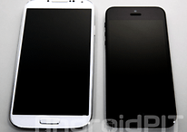 OLED vs. LCD - ¿Supera la pantalla del Galaxy S4 a la del iPhone 5?