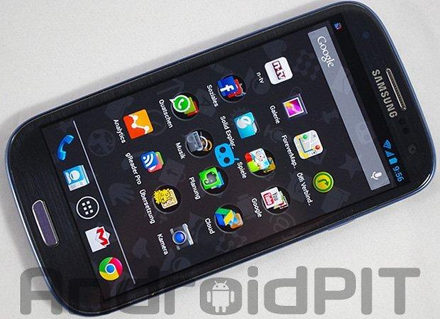 Galaxy S3 Cyanogenmod