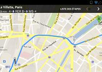 Google Maps : les itinéraires RATP maintenant disponibles via Transit