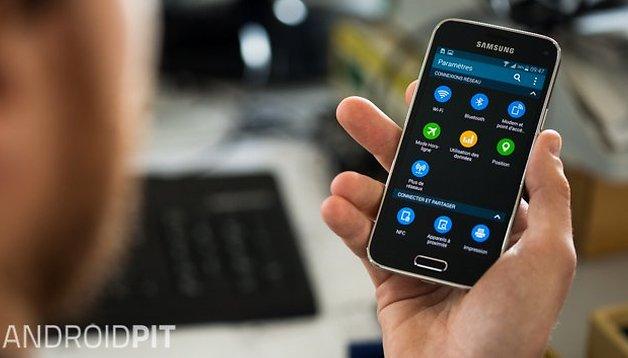 Test comparatif : Nexus 6 vs Samsung Galaxy S5 Mini