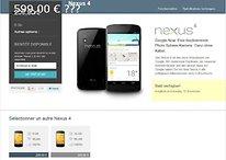 Pourquoi LG est le pire partenaire possible pour le Google Nexus
