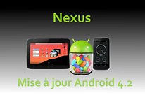 La gamme Nexus reçoit Android Jelly Bean 4.2 aujourd'hui