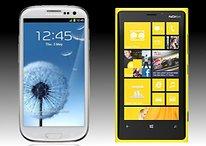 Bilan 2012 : Samsung dépasse Nokia, loin devant Apple