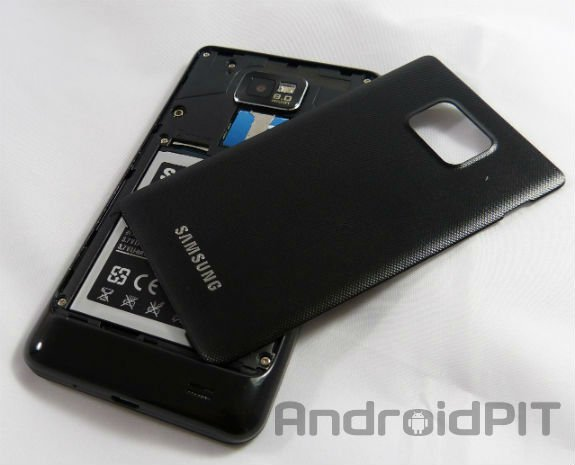 galaxy s2 back cover