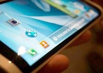 Galaxy Note 4 : Samsung entre en phase de production de ses écrans incurvés