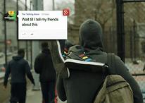 Google Talking Shoe : la smart chaussure Android