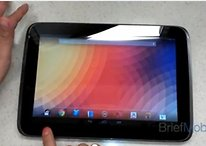 [Fuite] La Nexus 10 en video