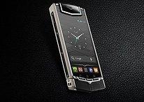 Nouveau smartphone Vertu Ti : Android de luxe à 10000