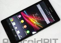 [Màj] Le Sony Xperia Z est arrivé : premières impressions