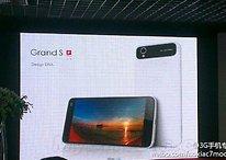 ZTE Grand S : nouvelles photos