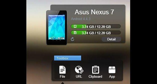 airdroid nexus 7 android installer