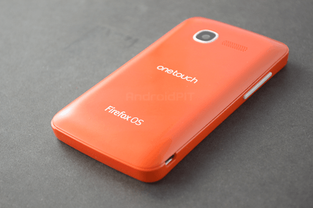 alcatel one touch firefox back