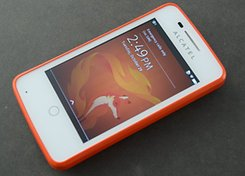 alcatel one touch firefox front