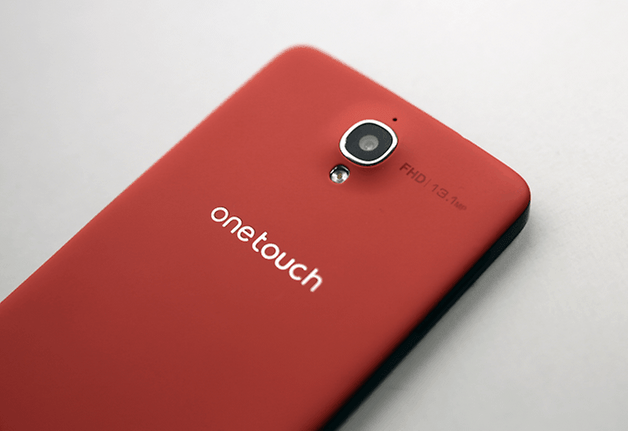 alcatel one touch idol x capteur photo