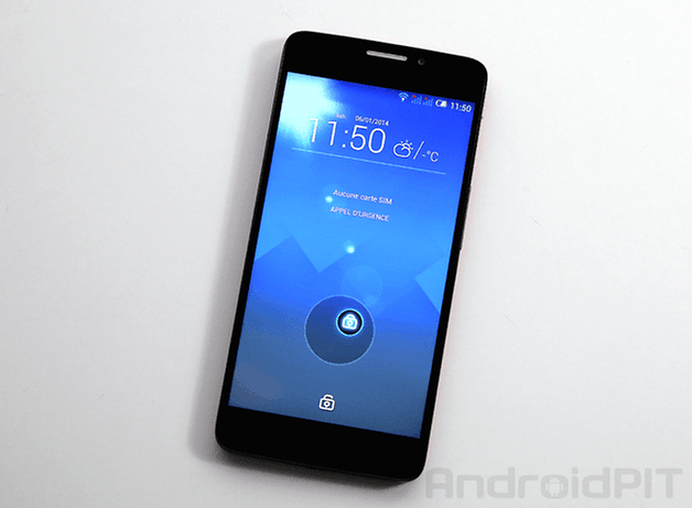 alcatel one touch idol x face