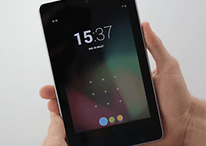 Test d'Android 4.3 sur la Google Nexus 7