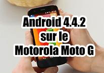 Android 4.4.2 KitKat sur le Moto G : quelles nouveautés ?