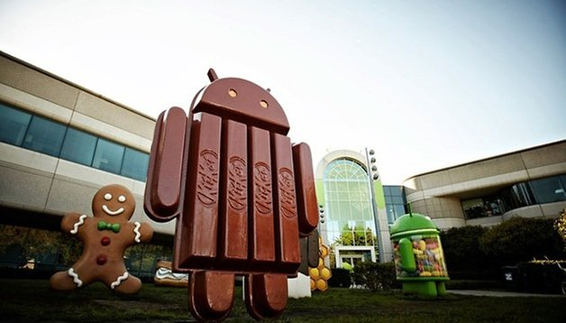Android 4.4 KitKat - Todas las funciones de la nueva versión