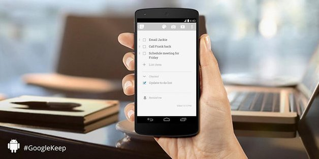 android 5 0 google keep