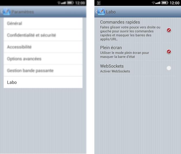 android debutant navigateur internet 1
