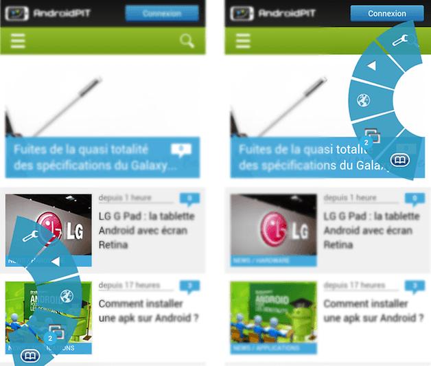 android debutant navigateur internet 2