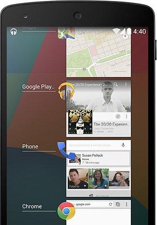 Android 4.4 – Presentación oficial