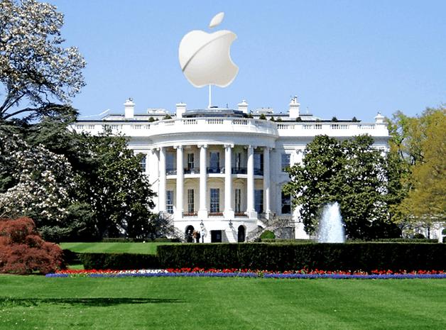 apple obama iphone4s