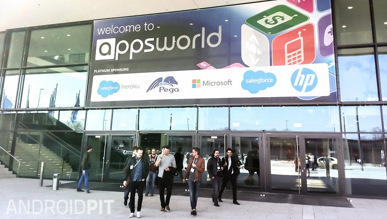 apps world teaser pic entrance