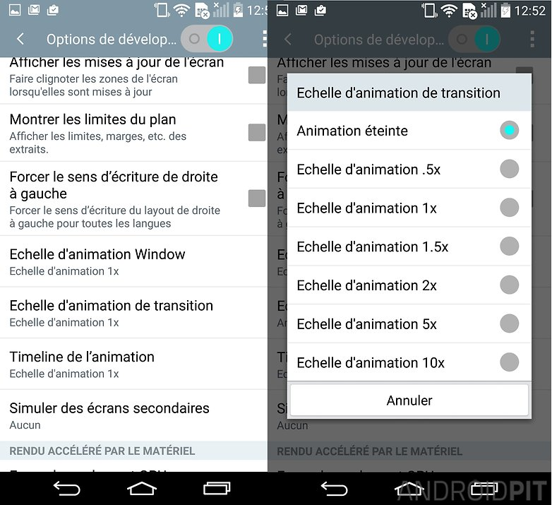 booster lg g3 animations