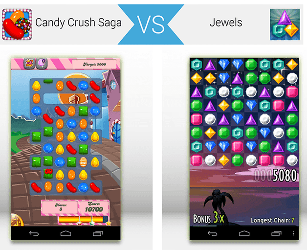 candy crush jewels android teaser
