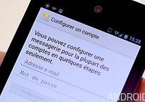Comment configurer ses comptes mails sur Android