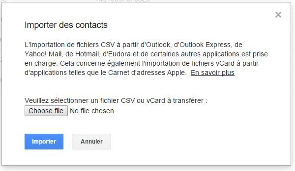 comment transferer fichiers iphone android gmail contacts